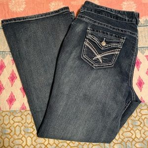 Vanity Bootcut Jean 33 Short